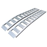 Aluminum Arched Loading Ramps