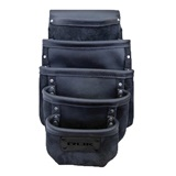 Tool Pouch 5 Pocket Black