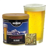 Mr. Beer Canadian Blonde Refill