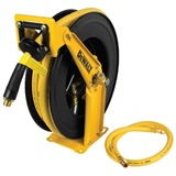 Double Arm Auto Retracting Air Hose Reel
