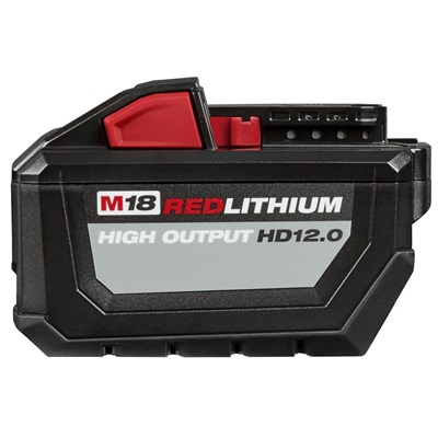 M18™ High Output Red Lithium HD 12A Battery