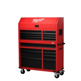"Milwaukee 46"" 16-Drawer Tool Box Combo"