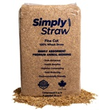 Simply Straw Fine Cut 100% Wheat Straw 3.0 Cubic Feet