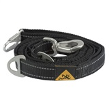 Browning shock absorbing leash