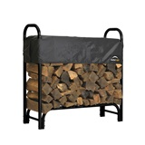 FIREWOOD RACK 4FT HD