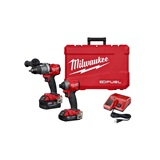 M18™ FUEL 2-Tool Combo Kit: Hammer Drill/Impact