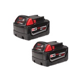 M18 REDLITHIUM™ High Capacity Battery Two Pack