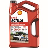 Oil Rotella Gas Truck 0W20 5L