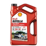 Oil Rotella Gas Truck 5W30 5L