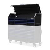 CHEST TOOL 72IN X 24IN 10-DRAWER