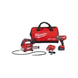 M18 FUEL HIGH TORQUE IMPACT WRENCH WITH GREASE GUN