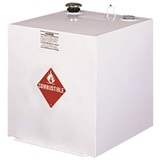 FUEL TANK DELTA 50GAL SQ STEEL