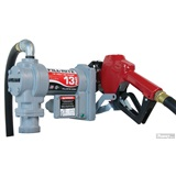 Fill-Rite Pump with Hose & Automatic Nozzle