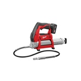 "Milwaukee Cordless Grease Gun 14"" Long"