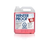 Winter Proof RV Antifreeze