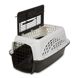 "Petmate Two Door Top Load Pet Kennel 19.4"" L x 12.8"" W x 10"" H"