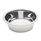 Petmate Stainless Steel Pet Dish 3 Quarts