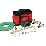 "Lincoln Electric Cut Welder - Oxy Acetylene Kit with Bag 14 1/4""(L) x 8 3/4"" (W) x 10 1/2"" (H)"