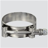 "1.33"" to 1.7"" Ultra T-Bolt Clamp"
