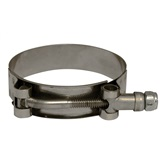 "1.62"" to 1.87"" Ultra T-Bolt Clamp"