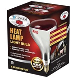 250W HEAT LAMP LIGHT BULB