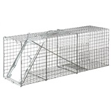 "Single Door Live Animal Trap 36"" X 11"" X 13"""