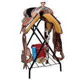 "Folding Saddle Rack 26""(L) x 19""(W) x 33""(H)"
