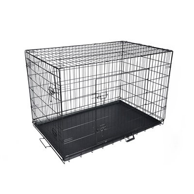 "KENNEL CRATE 48"" SINGLE DOOR"
