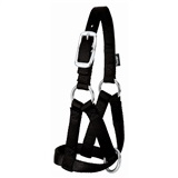 GOAT HALTER NYLON BLACK Medium