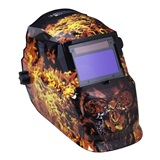 Lincoln Electric Auto Darkening Welding Helmet, Inferno Machine
