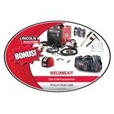 Lincoln Electric Easy MIG 180 Bonus Mega Kit Bundle