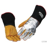 Lincoln Electric Heat Resistant Welding Gloves - Large