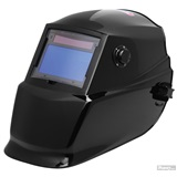 Lincoln Electric Auto Darkening Welding Helmet, Midnight Black