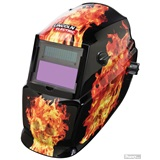 Lincoln Electric Auto Darkening Welding Helmet, Darkfire