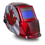 Lincoln Electric Auto Darkening Welding Helmet, True North