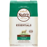 Nutro Adult Dry Dog Food Pasture Fed Lamb & Rice Recipe 30LB