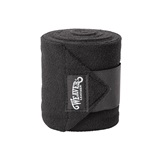 POLO LEG WRAPS SET OF 4 BLACK