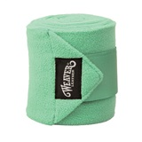 POLO LEG WRAPS SET OF 4 TURQ