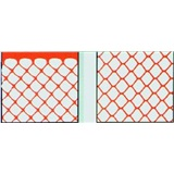 Orange Diamond Barrier Fence 4' x 100'