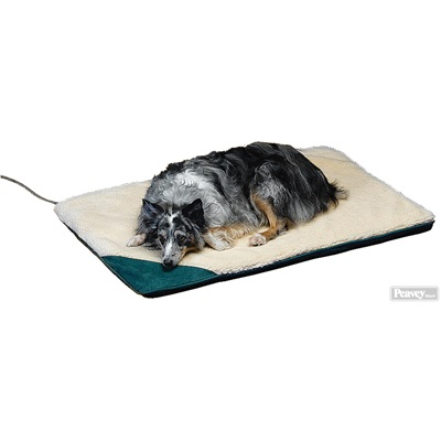 "Heated Pet Bed 28"" x 43"""