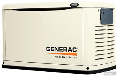 16KW GENERAC AUTOMATIC HOME STANDBY UNIT