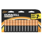 BATTERY DUR AA 24PK
