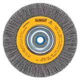 "BRUSH WIRE 8"" CRIMPED 5/8"""