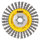 "BRUSH 4""BEAD WIRE WHEEL 5/8-11"