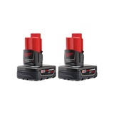 M12 High Capacity Battery 2 Pack