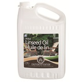 OIL DOUBLE BOILED LINSEED 4LTR