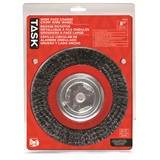 "WHEEL 8"" WIRE CRIMP COARSE"