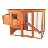 CHICKEN COOP 2 STORY WOODEN