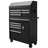 "CHEST 42"" 10 DRAWER 2PC"