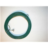 WIRE COIL BOTTOM GREEN 100'